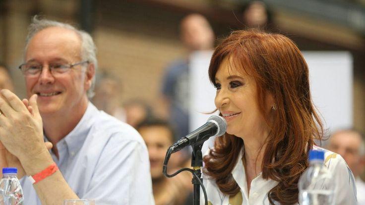 #CFKenLanus en el III Encuentro Nacional de Salud