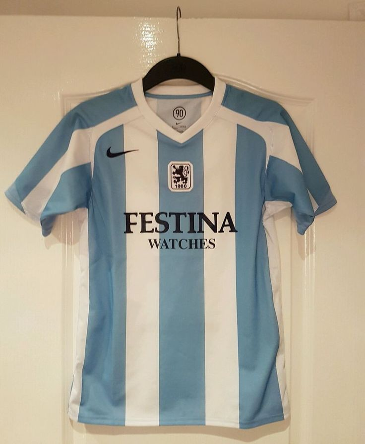 1860 Munich shirt for a 12/13 year old Official Nike in Sports Memorabilia, Football Shirts, Overseas Clubs | eBay