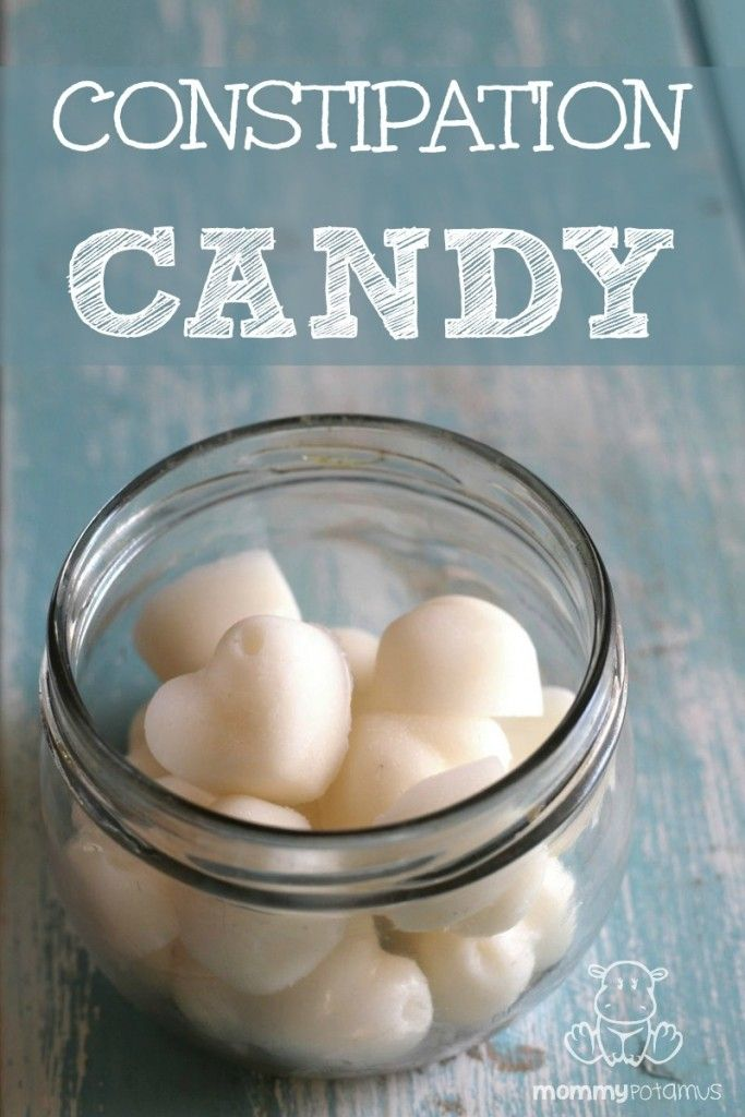 Constipation Candy - Natural remedy for constipation. Not something you see everyday!!