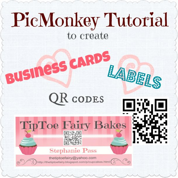 How to Make Your Own Business Cards - The SITS Girls