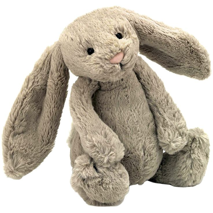 The Design Gift Shop - JELLYCAT | Bashful Bunny | Beige Medium, $39.90 (http://www.thedesigngiftshop.com/jellycat-bashful-bunny-beige-medium/)