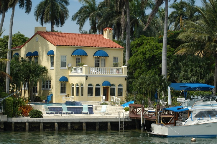 amazing waterfront homes Google Search Florida home