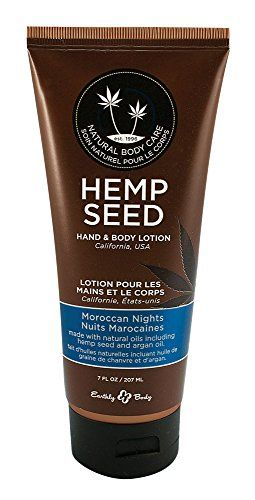 Earthly-Body-Hemp-Seed-Hand-Body-Velvet-Lotion-7oz-Tube-Assorted-Scents-Moroccan-Nights-by-Earthly-Body