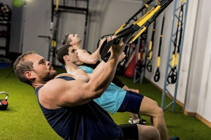 TRX Style Suspension Workout For Men https://www.ptmfitness.co.uk/trx-style-suspension-workout-men/