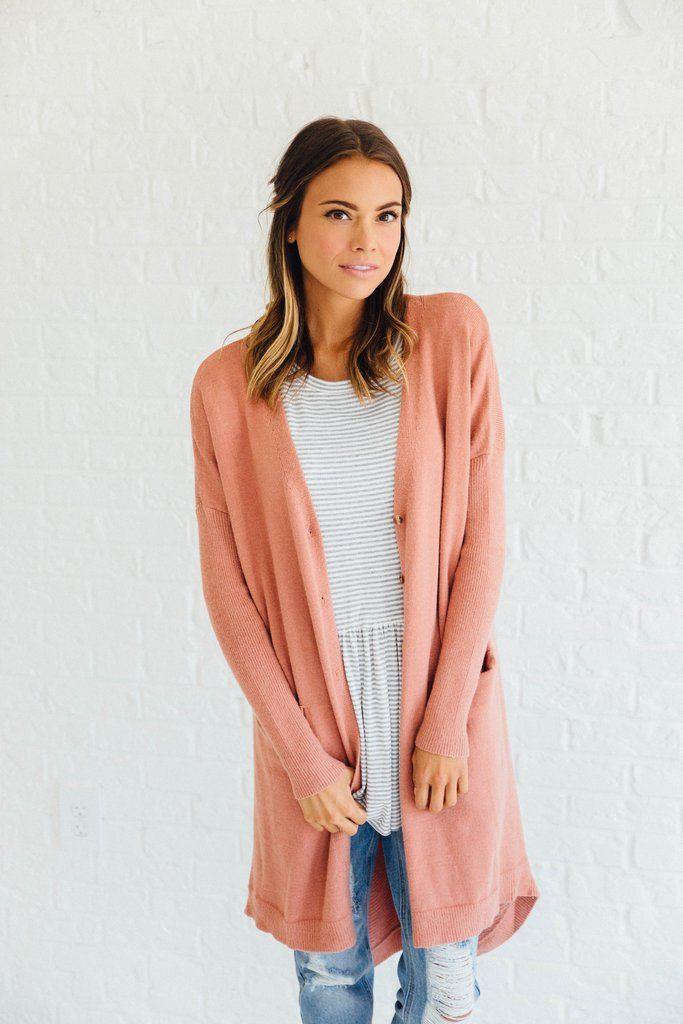 The Rosy Sweater
