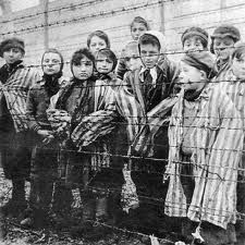 THE HOLOCAUST -> Jews / disabled / gypsies / homosexuals ...