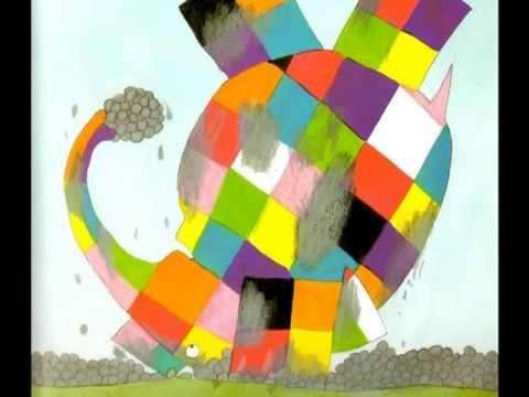 ▶ Elmer - Elefante de Retazos - Patchwork Elephant - YouTube