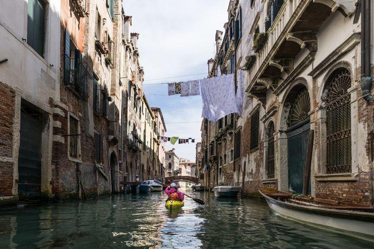 Paddling Venezia © Ruggero Arena