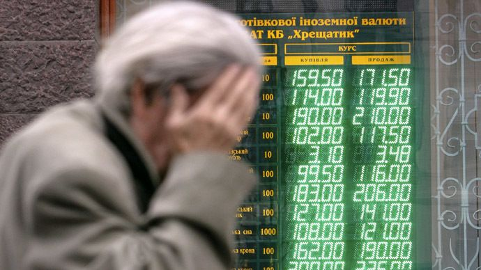 IMF pushes Ukraine to 'voluntarily commit suicide': The basic principle to bear in mind is that finance today is war by non-military means. The aim of getting a country in debt is to obtain its economic surplus, ending up with its property.