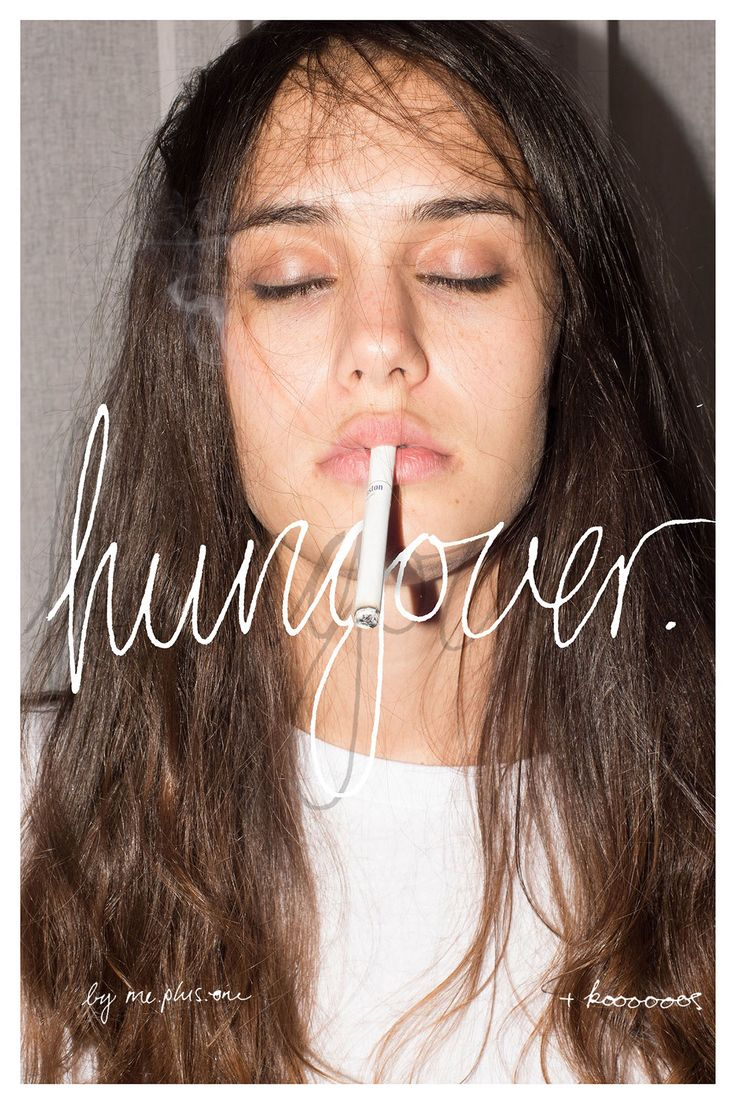 HUNGOVER / by / ME.PLUS.ONE + KOOS on Behance