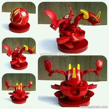 Bakugan Red 02