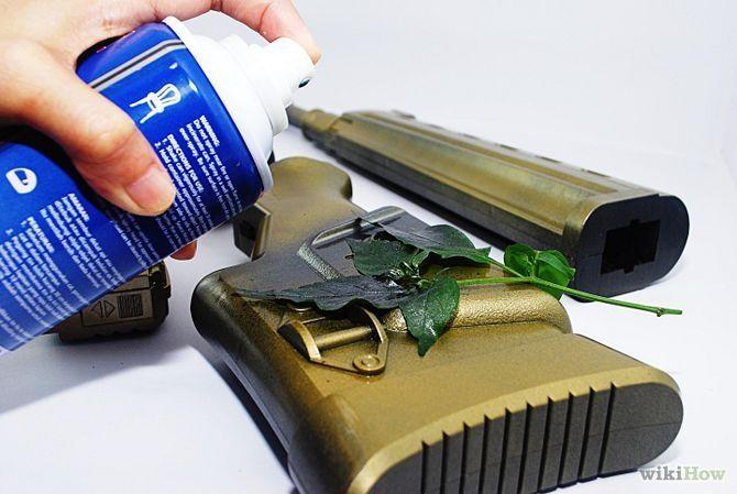 How to Do Camo Spray Paint: 9 Steps - ANTHONY'S COAT RACK.