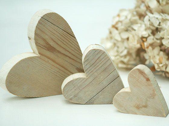 #cuore di legno - Nuvoledilegno, decorazioni e oggetti per la casa in legno