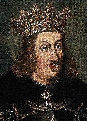 King of Poland,Hungary and Croatia Władysław III.1434–1444;Croatian as Vladislav I. Jagelović