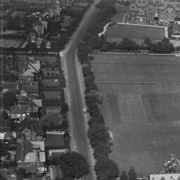 Harrogate Ladies College, Harrogate, 1926   Britain from Above