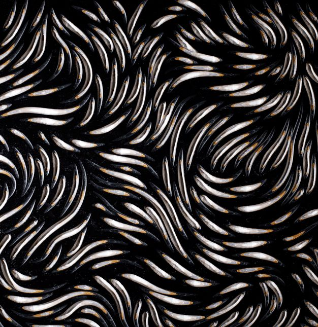 Murmuration: Mood Images, Surface Textures, Murmuration