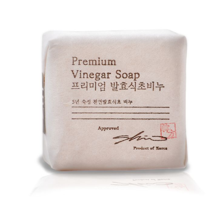 107 Premium facial vinegar soap_with oriental herbs