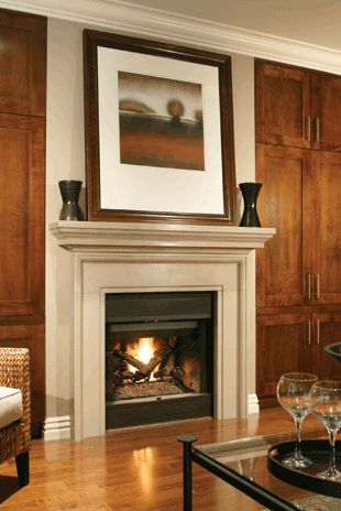 89 best images about fireplace french country on for French country stone fireplace