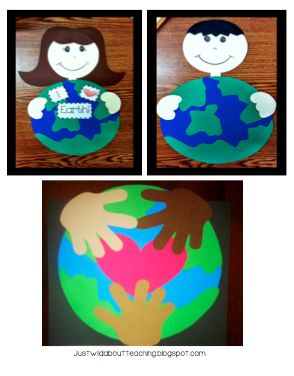 Just Wild About Teaching: Earth Day Pack