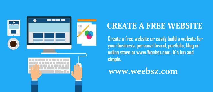 CREATE A FREE WEBSITE AT WWW.WEEBSZ.COM