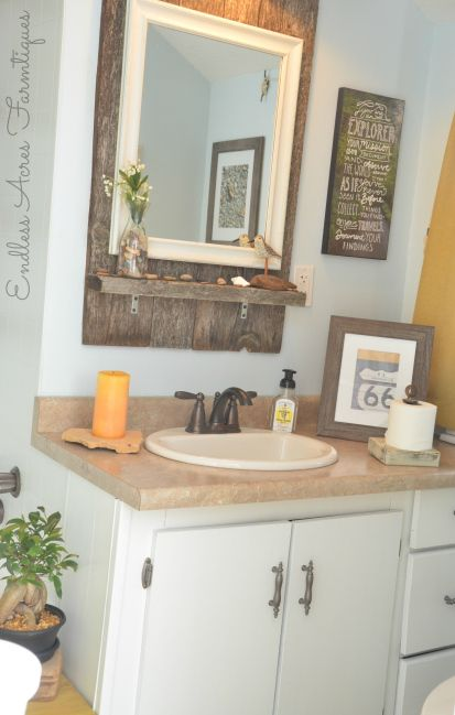 Inspiration Web Design Even if your bathroom space is small paint color can be used to transform the