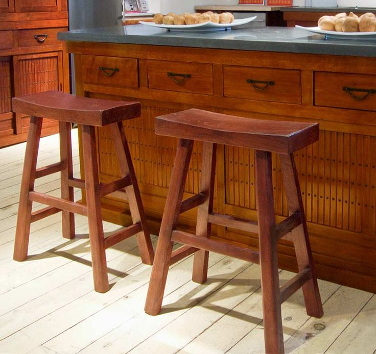 Japanese style island stools evocative of Shinto shrines and beautiful wood choices. & 17 best Stool Ideas images on Pinterest | Bar stools Woodwork and ... islam-shia.org
