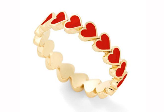 Saint-Valentin : 6 bijoux qui donnent envie de porter un cœur   Vogue