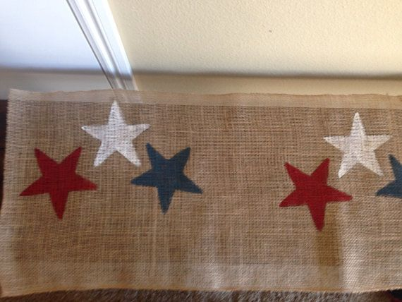 4 th of July Table Runner