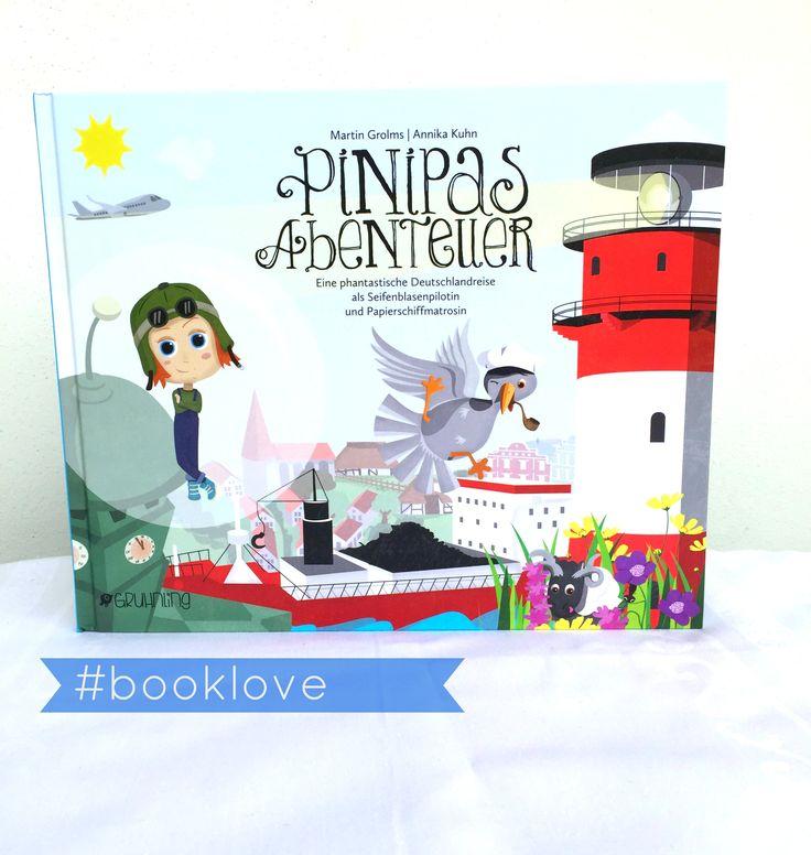 Kinderbuchtipp: Pinipas Abenteuer   berlinmittemom.com