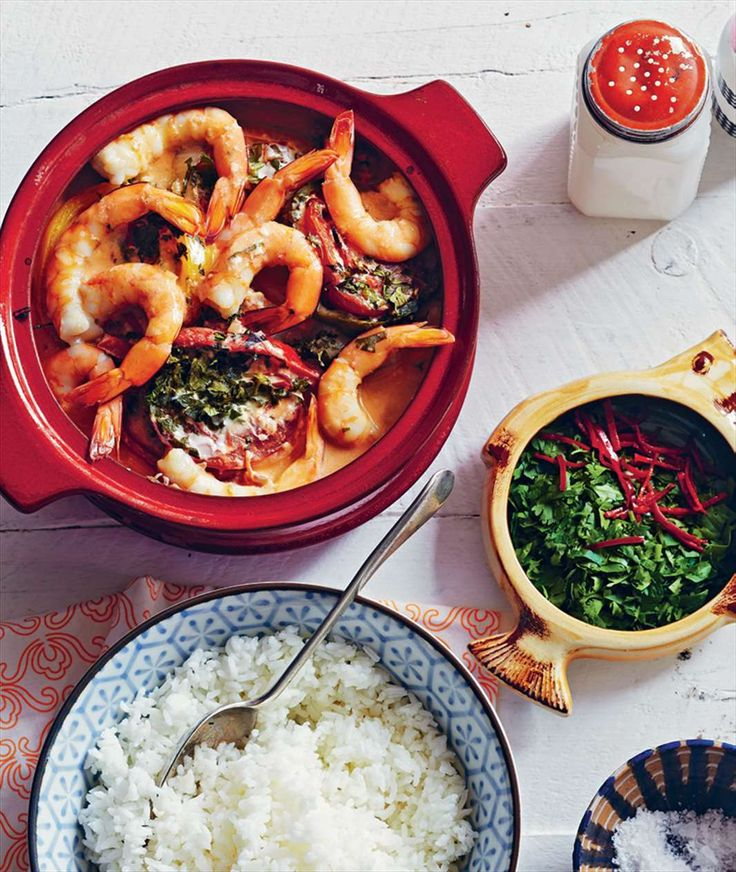 Bahian seafood stew by Fernanda de Paula & Shelley Hepworth from This is Brazil | Cooked