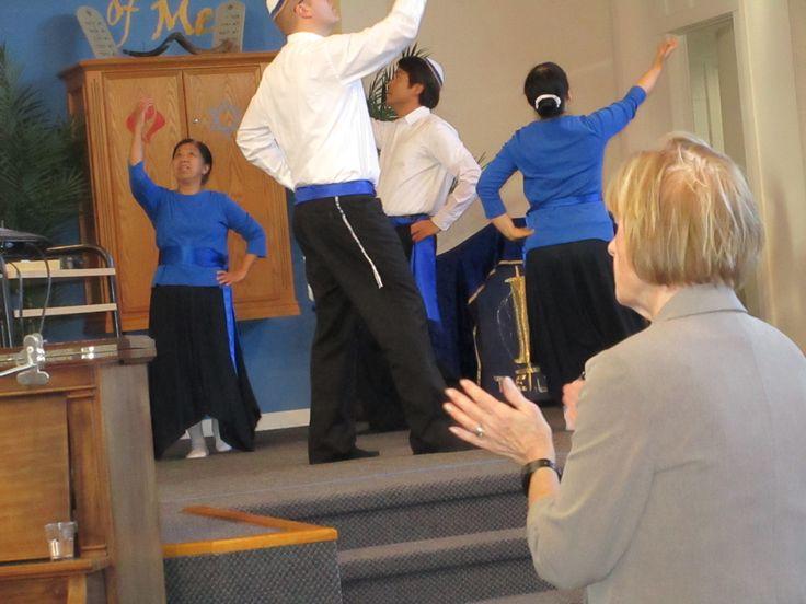 Beth Shechinah Dancers, 21.10.17