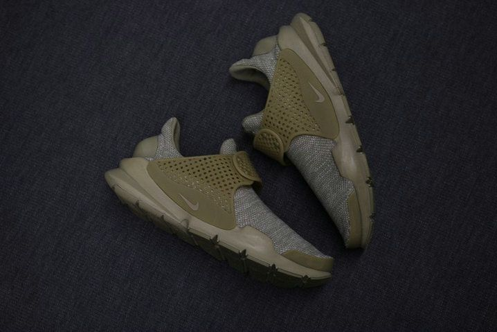 competitive price 54b92 f3dce coupon for free shipping only 69 new running nike sock dart breeze summer  2017 olive green