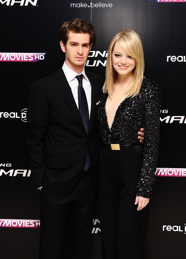 Why Andrew Garfield Is Pretty Much the Best Boyfriend Ever