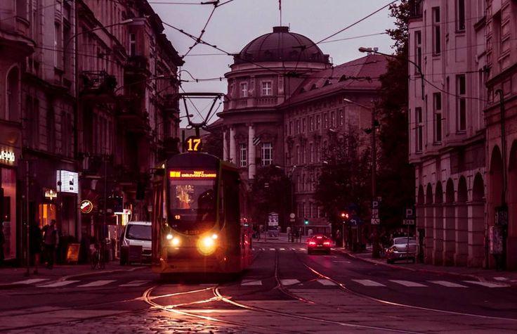 Poznan Poland, ul. Fredry [fot. K. Boryło]