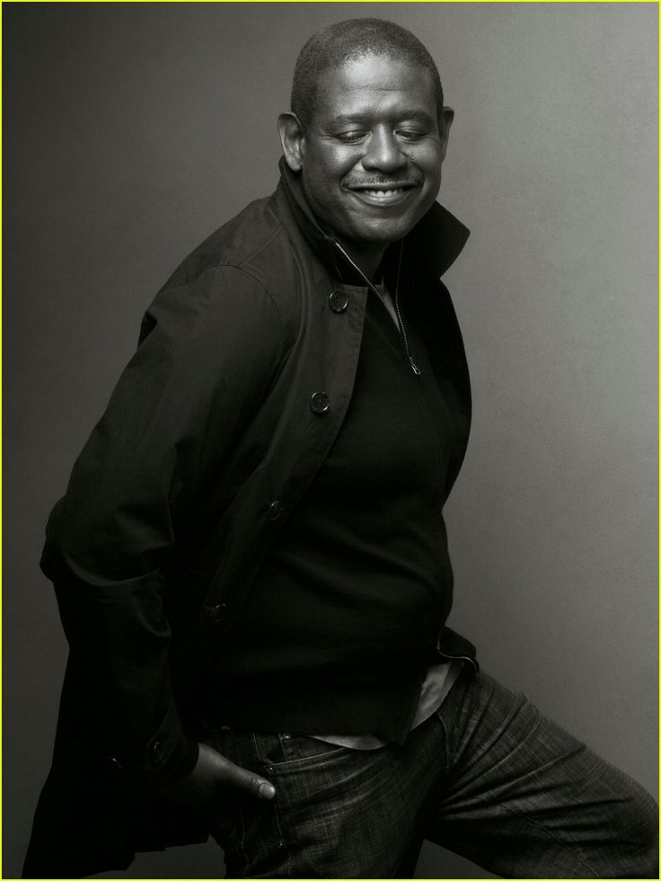 GAP Ads: Classics Refined | 05 forest whitaker gap ad - Photo