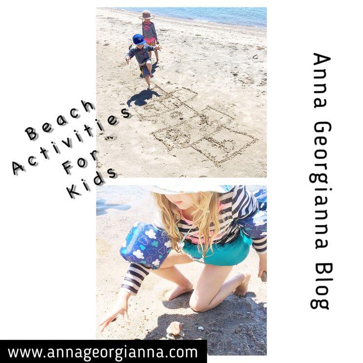 http://www.annageorgianna.com/fun-beach-ideas-kids/