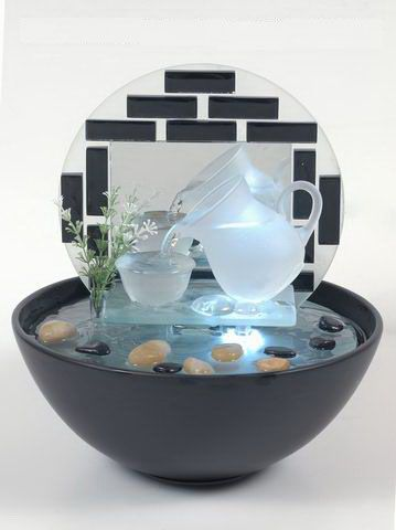 10 best container gardening images on pinterest citrus trees indoor fountain ace of cups tarot feng shui fountain feng shui feng shui design great representation for abundance and your cup runneth over workwithnaturefo