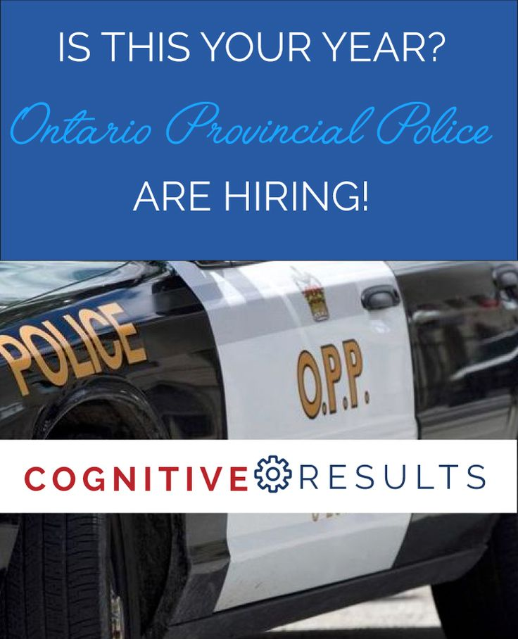 This is a great year to be changing careers to policing. Get the best help to expedite your journey from https://cognitiveresults.com