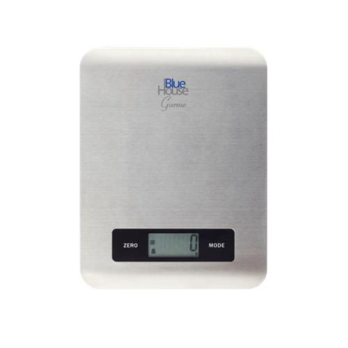 Gurme Electronic Kitchen Scale Blue House