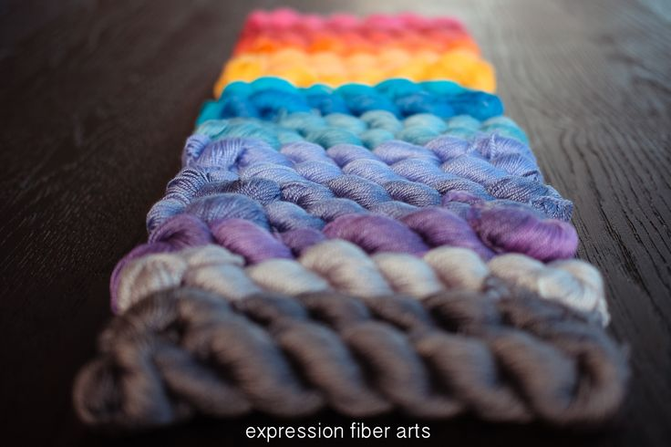Expression Fiber Arts Huge Luxury Yarn Giveaway for March / April 2017. Enter now!