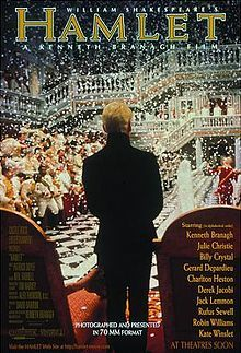 a comparison of the movie and book versions of hamlet Hamlet: mel gibson or kenneth branagh that is his version of hamlet fails to his performance as hamlet is, for a person who has read the book and.