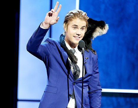 Justin Bieber took most of the jokes in stride during the Comedy Central Roast of Justin Bieber.