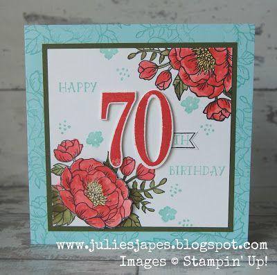 Best 25 70th birthday card ideas – 70 Birthday Cards