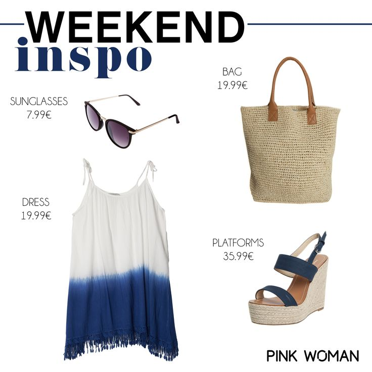 Shop the total outfit Online at www.pinkwoman-fashion.com!