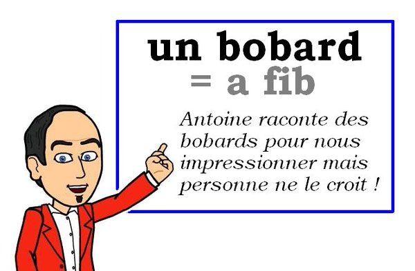 Le mot (familier) du jour. « un bobard » [ɛ̃ bɔbaʁ] #fle #Expressionoftheday #learnfrench #francais Tweets de Media par Les Machin (@Les_Machin) | Twitter