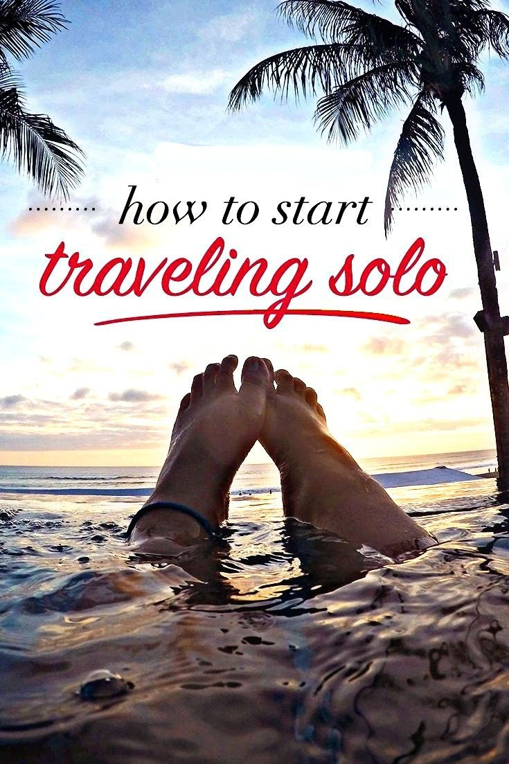 How To Start Traveling Solo 🛫
