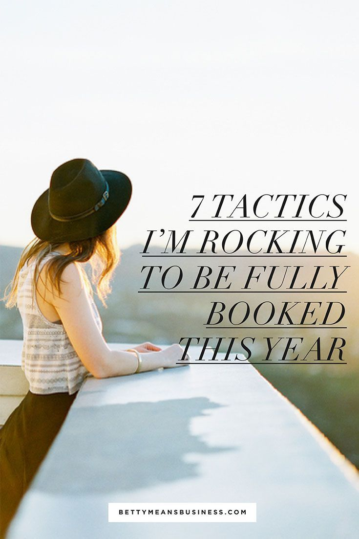 This year I'm focusing in and making big-impact changes in my coaching business so I can win clients and get fully booked. Let me tell you how I'm doing it (and how you can too!)
