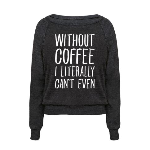 Words don't come easily before your daily coffee. Express you basest sentiment with this sassy and funny shirt design. Great for basics, coffee lovers, lazy people, and anyone who belongs to the human race. =p