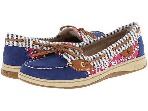Sperry Top-Sider Angelfish 2 Eye Liberty Blue - Zappos.com Free Shipping BOTH Ways