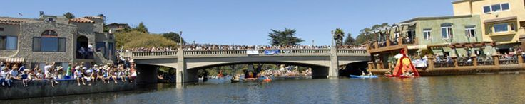 Annual Capitola Begonia Festival - held every Labor Day weekend
